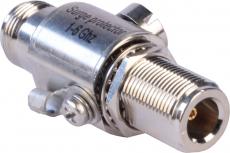 Blitzschutz 6 GHz N-Buchse/Buchse