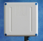 17 dBi Compartmentantenne (dual-polarity, MMCX)