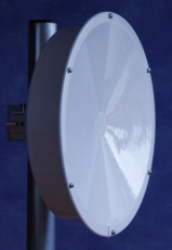 24 dBi Parabolspiegel dual-polarity (DD, MIMO, SX, RP-SMA)