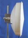 29 dBi Parabolspiegel dual-polarity (DuplEX, SX, RP-SMA)
