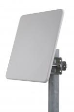 23 dBi Compartmentantenne (Dual-Polarity), 2x SMA