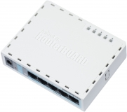 MikroTik RouterBOARD 750GL (End of Life)