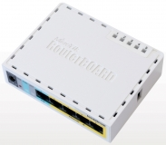 MikroTik RouterBOARD 750UP (End of Life)