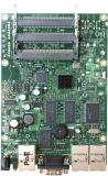 MikroTik RouterBOARD 433 (3 x LAN, 3 x miniPCI)