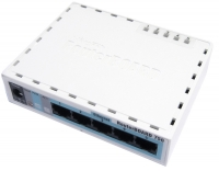 MikroTik RouterBOARD 750 (End of Life)