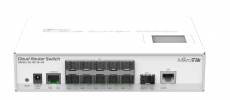 MikroTik Cloud Router Switch 212-1G-10S-1S+IN