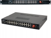 26 Port Managed PoE Switch, DC (WS-26-500-DC)