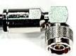 Winkelstecker N-Typ, Ecoflex-10