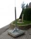 Plattenständer (120cm Antenne)