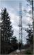 Freistehender Gittermast mit Zubehör (T500, 9,9m)