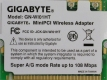 Gigabyte WLAN Interface a/b/g