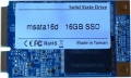 16 GB mSATA SSD Modul